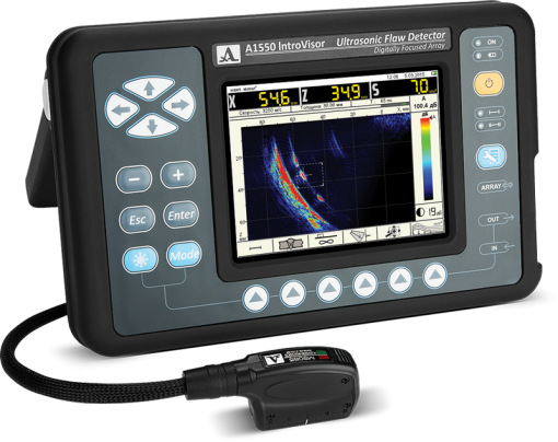 Acoustic Control Systems (ACS) - Ultrasonic testing instruments